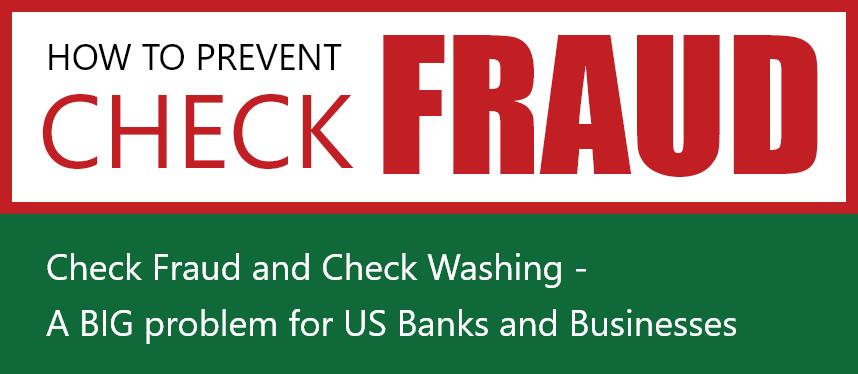 check fraud
